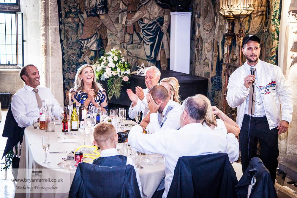 Berkley Castle wedding CA 223