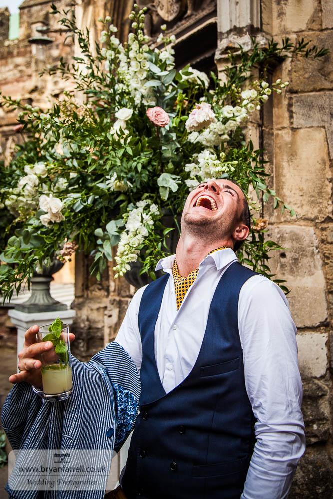 Berkley Castle wedding CA 229
