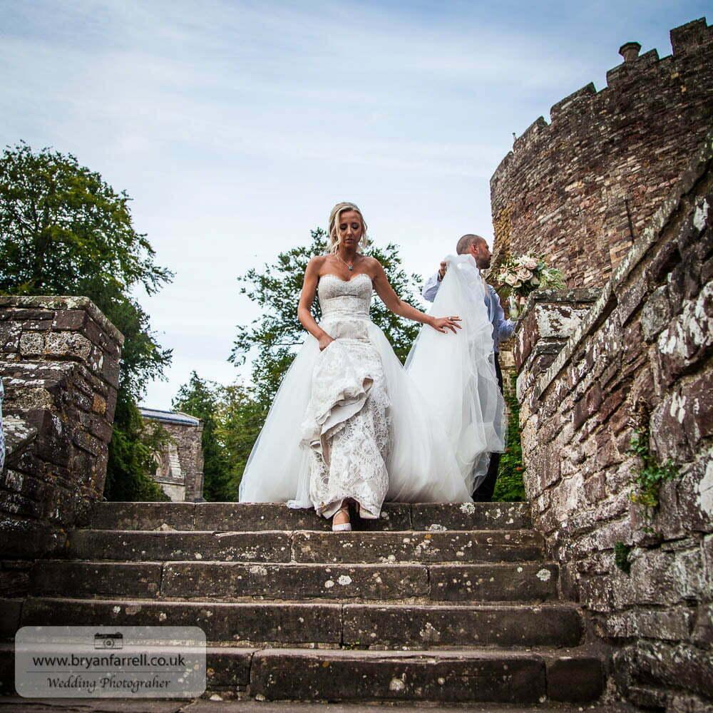 Berkley Castle wedding CA 230