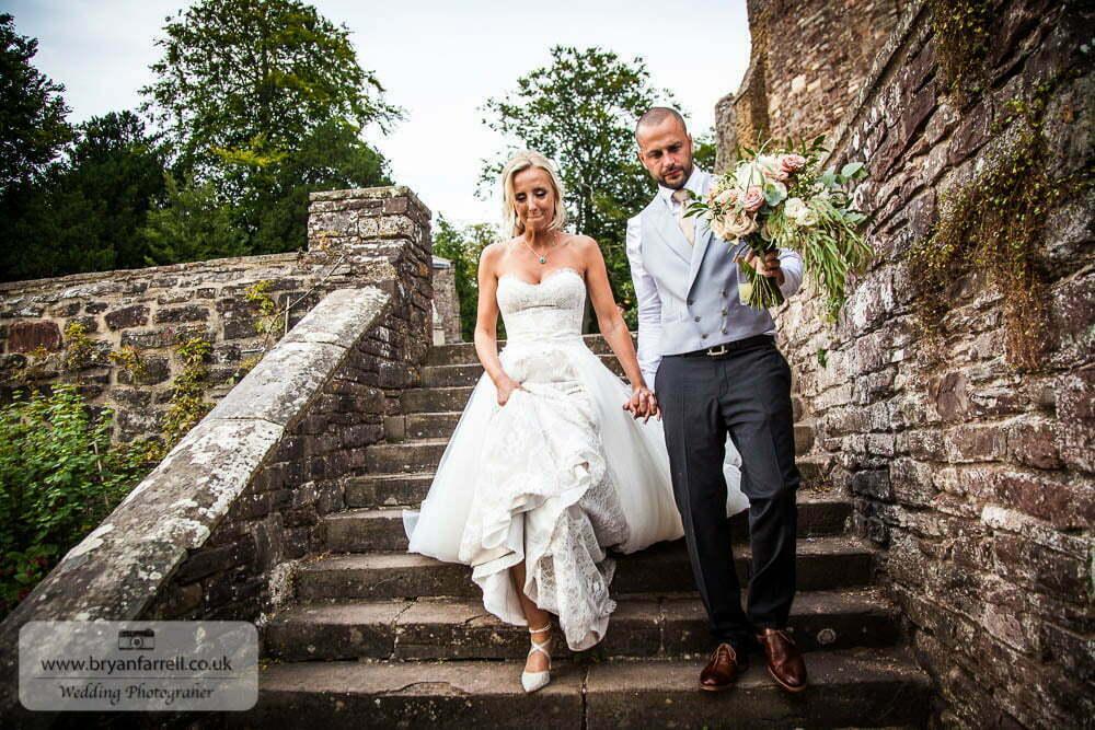 Berkley Castle wedding CA 231