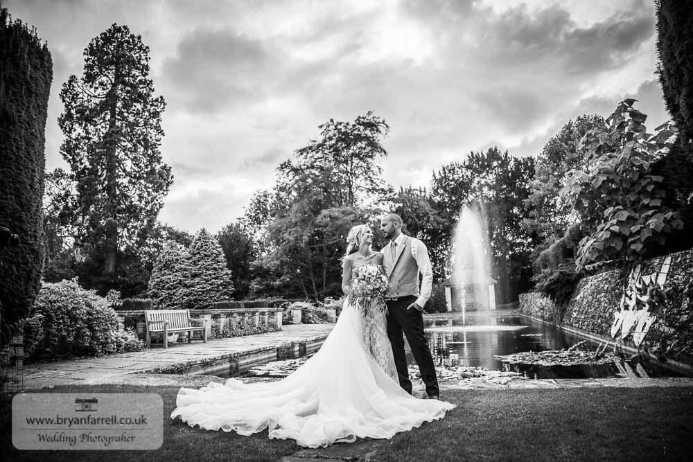 Berkley Castle wedding CA 235
