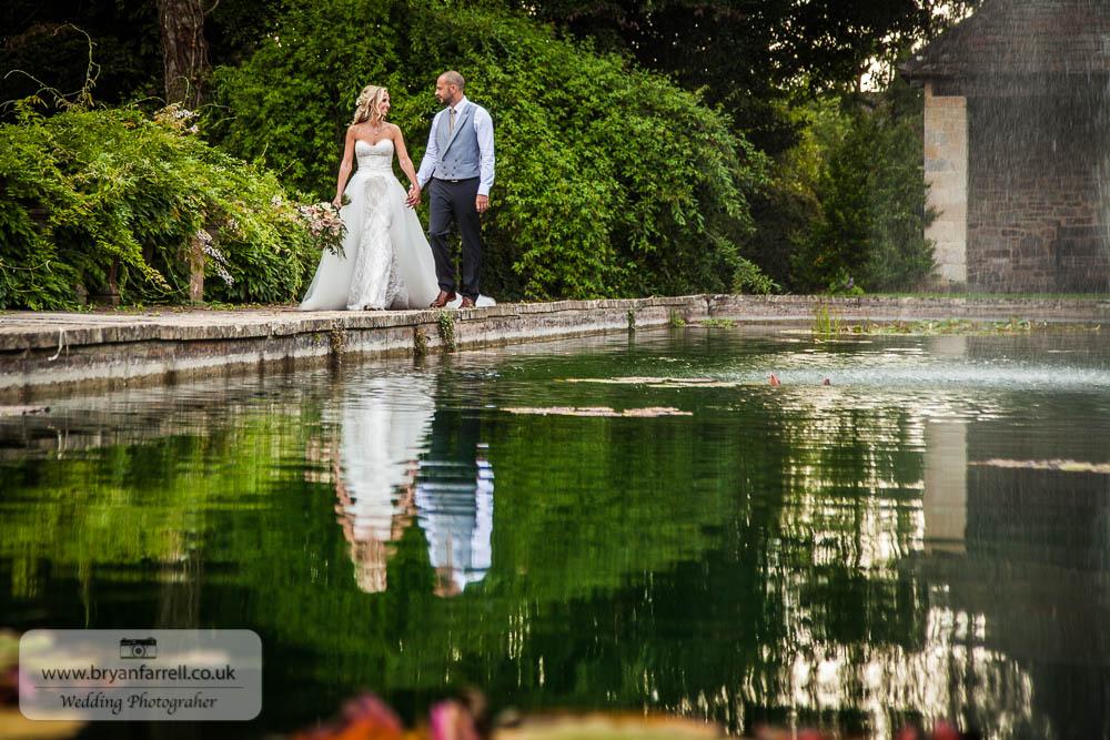 Berkley Castle wedding CA 237