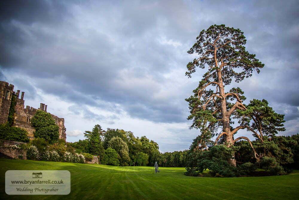 Berkley Castle wedding CA 243