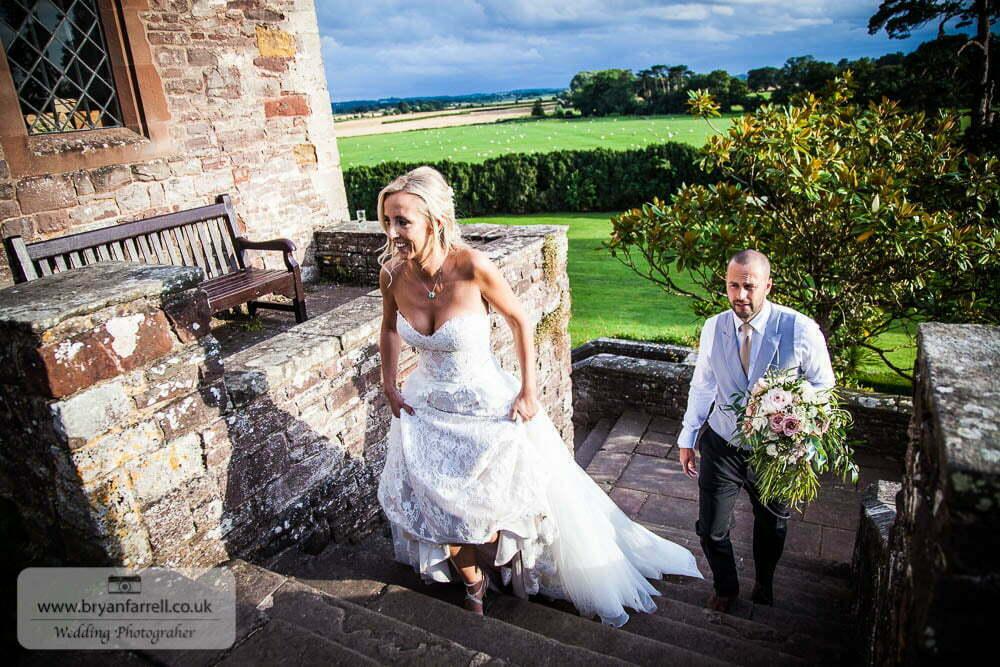 Berkley Castle wedding CA 246