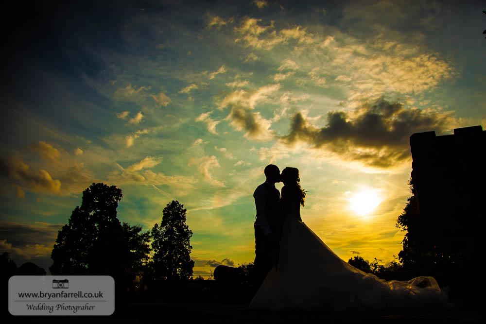 Berkley Castle wedding CA 249