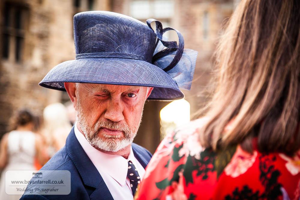 Berkley Castle wedding CA 251