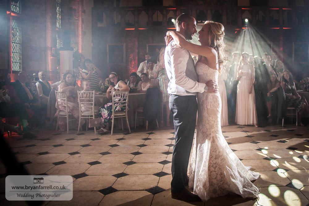 Berkley Castle wedding CA 261