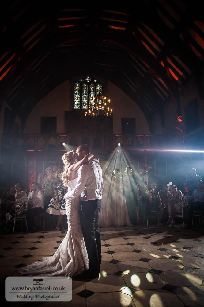 Berkley Castle wedding CA 270