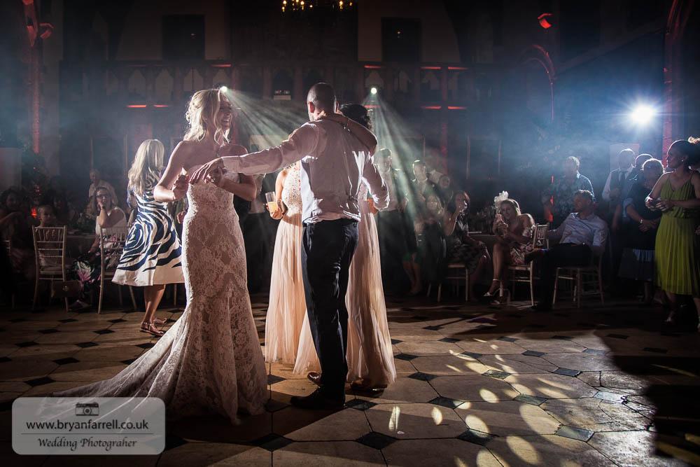 Berkley Castle wedding CA 271