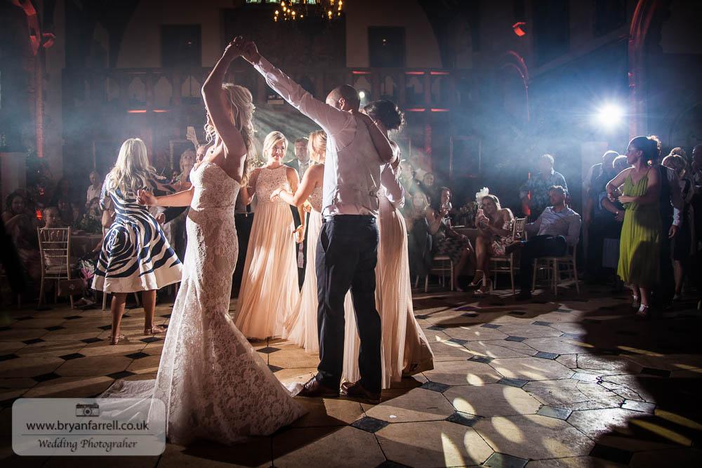 Berkley Castle wedding CA 272