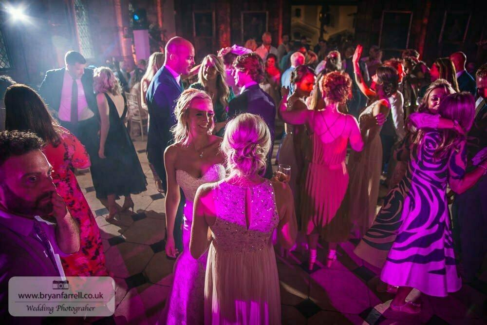 Berkley Castle wedding CA 285