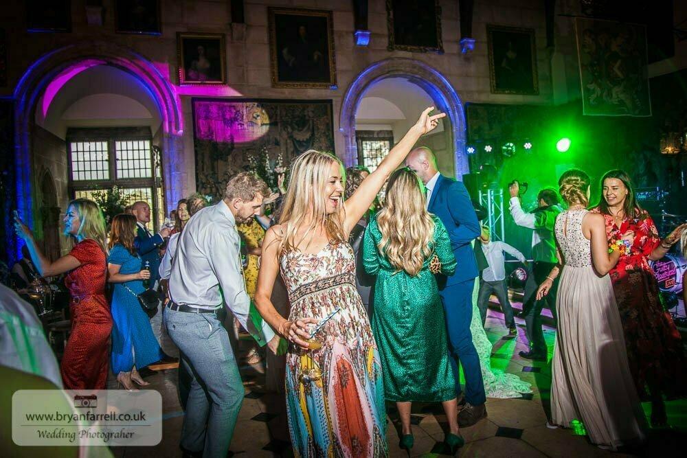 Berkley Castle wedding CA 289
