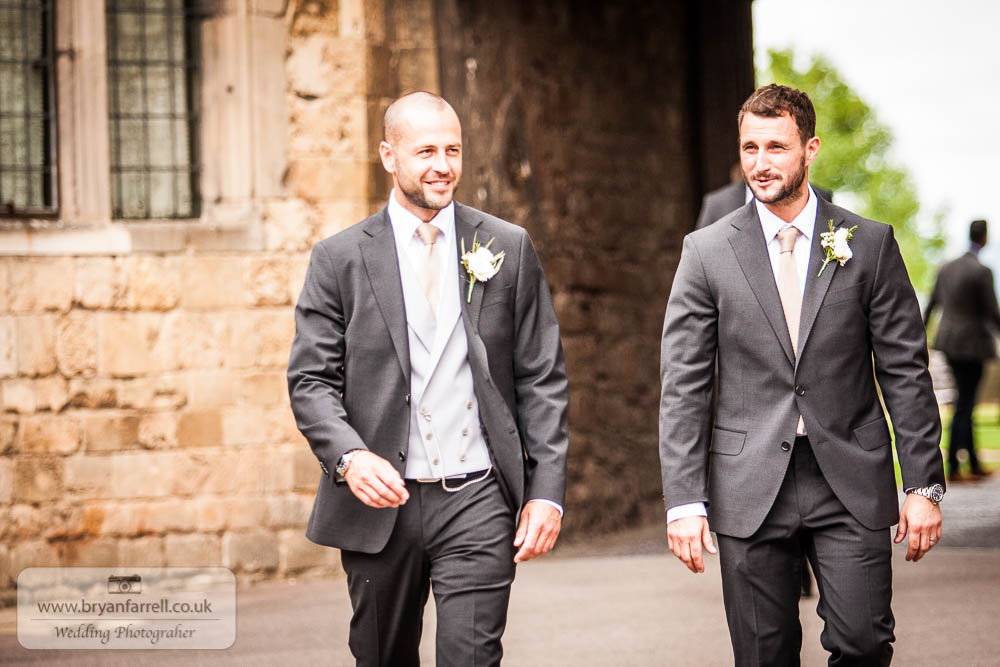 Berkley Castle wedding CA 34