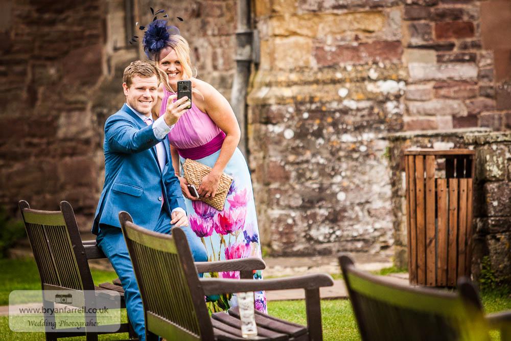 Berkley Castle wedding CA 36