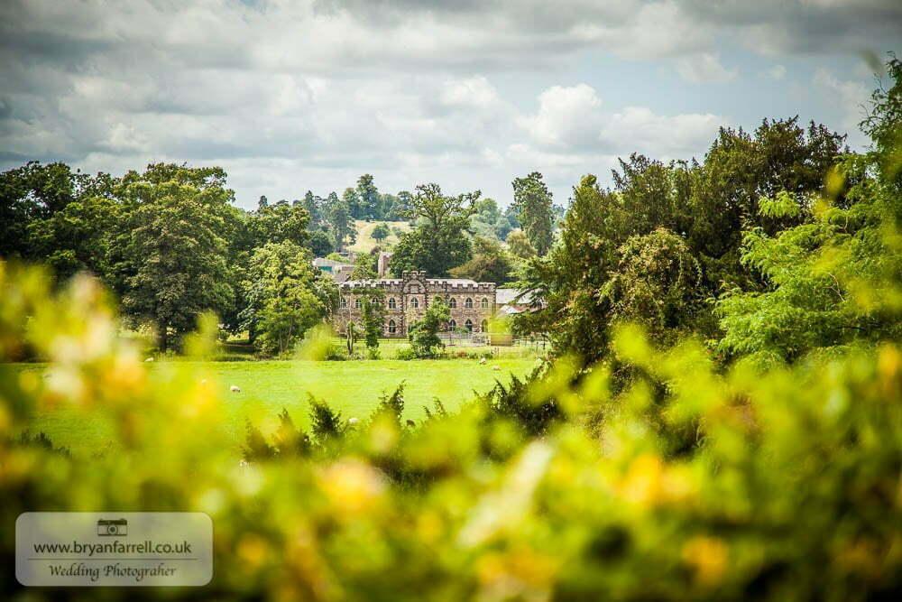 Berkley Castle wedding CA 37