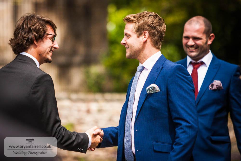 Berkley Castle wedding CA 41
