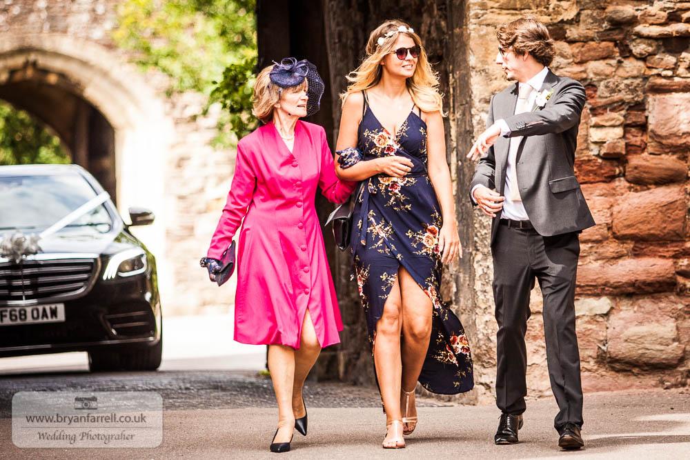 Berkley Castle wedding CA 43