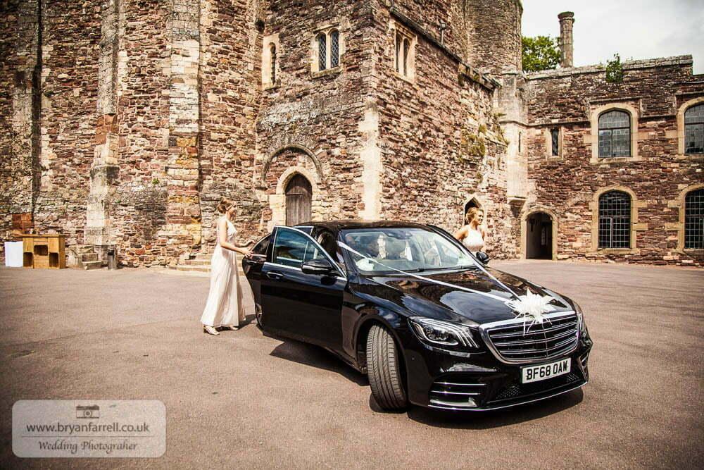 Berkley Castle wedding CA 44