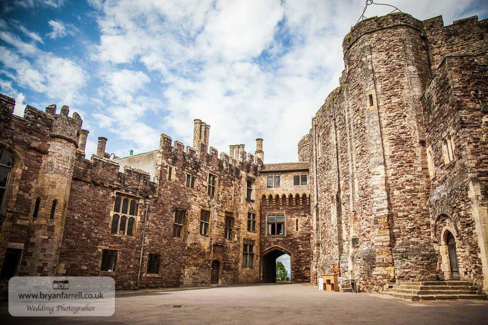 Berkley Castle wedding CA 48