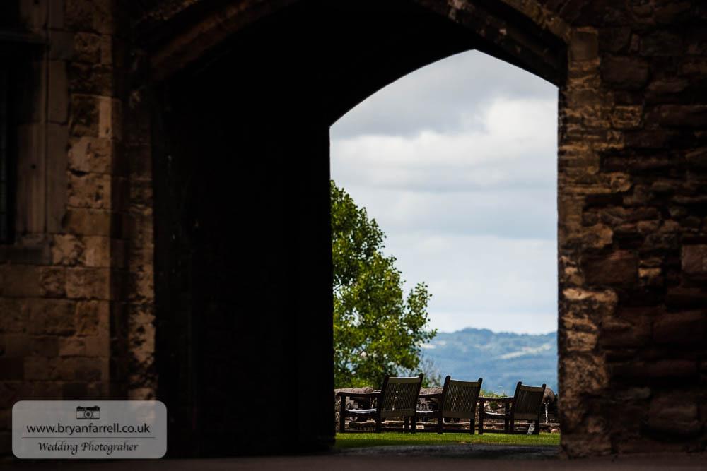 Berkley Castle wedding CA 49