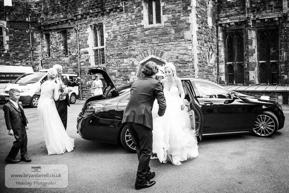 Berkley Castle wedding CA 56