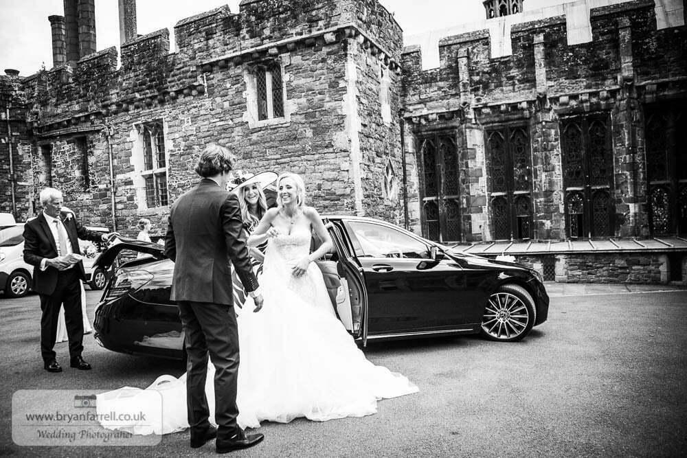 Berkley Castle wedding CA 57