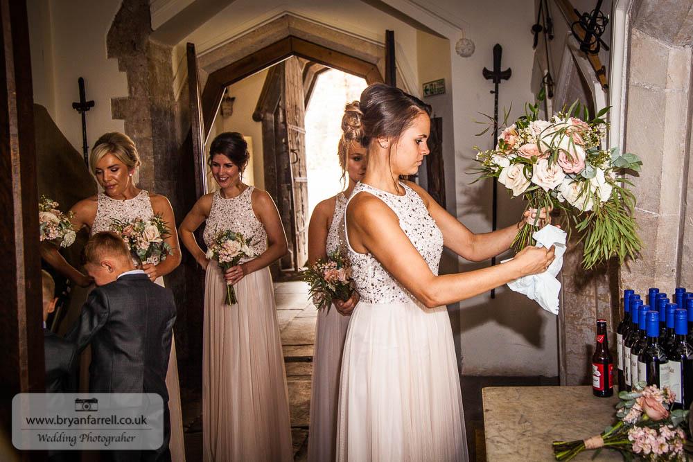 Berkley Castle wedding CA 61