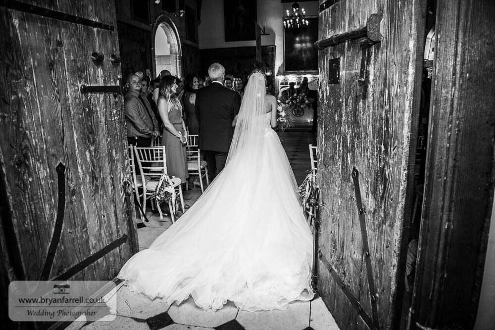 Berkley Castle wedding CA 67