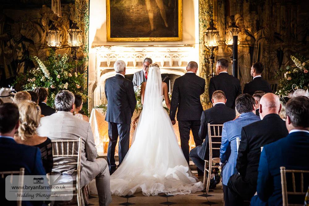 Berkley Castle wedding CA 69