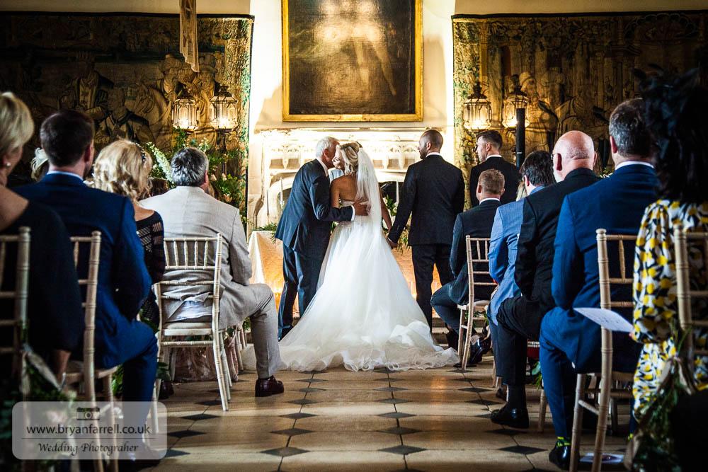 Berkley Castle wedding CA 71