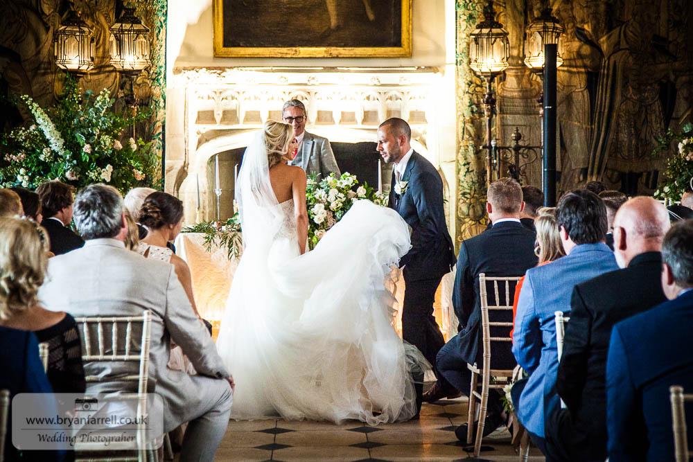 Berkley Castle wedding CA 74