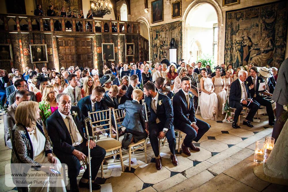 Berkley Castle wedding CA 78