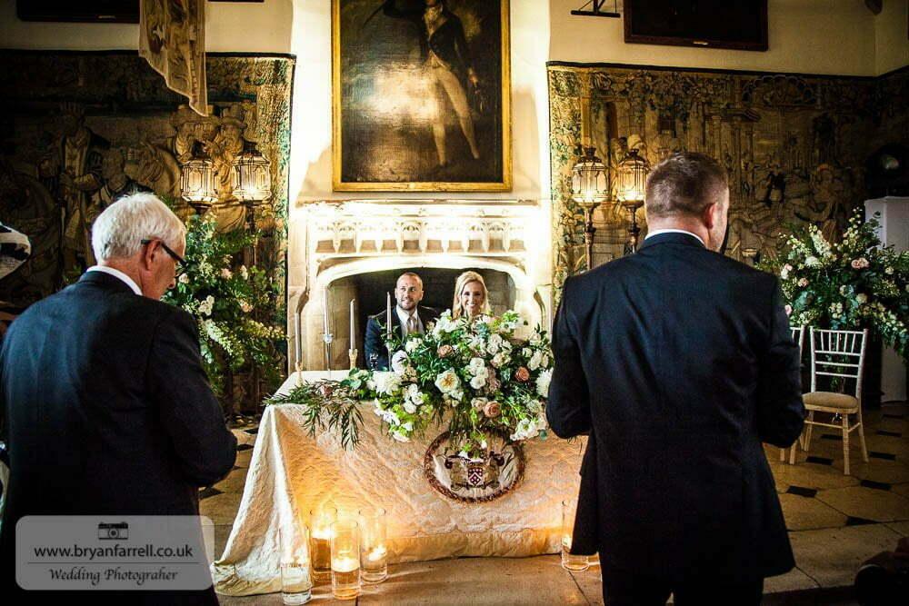 Berkley Castle wedding CA 83