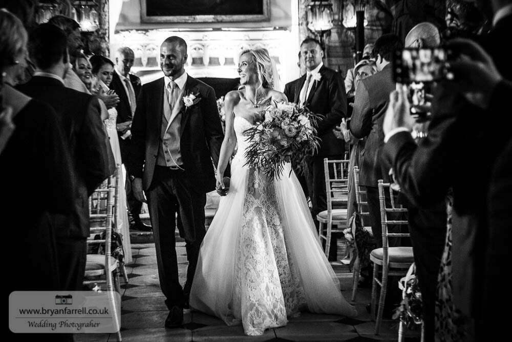Berkley Castle wedding CA 85