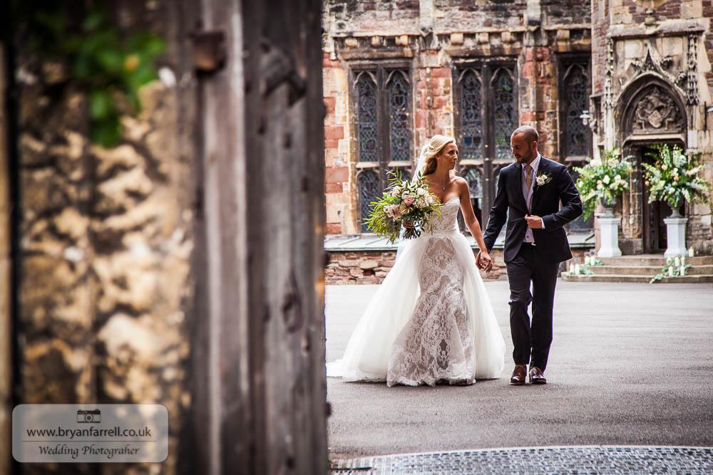 Berkley Castle wedding CA 88