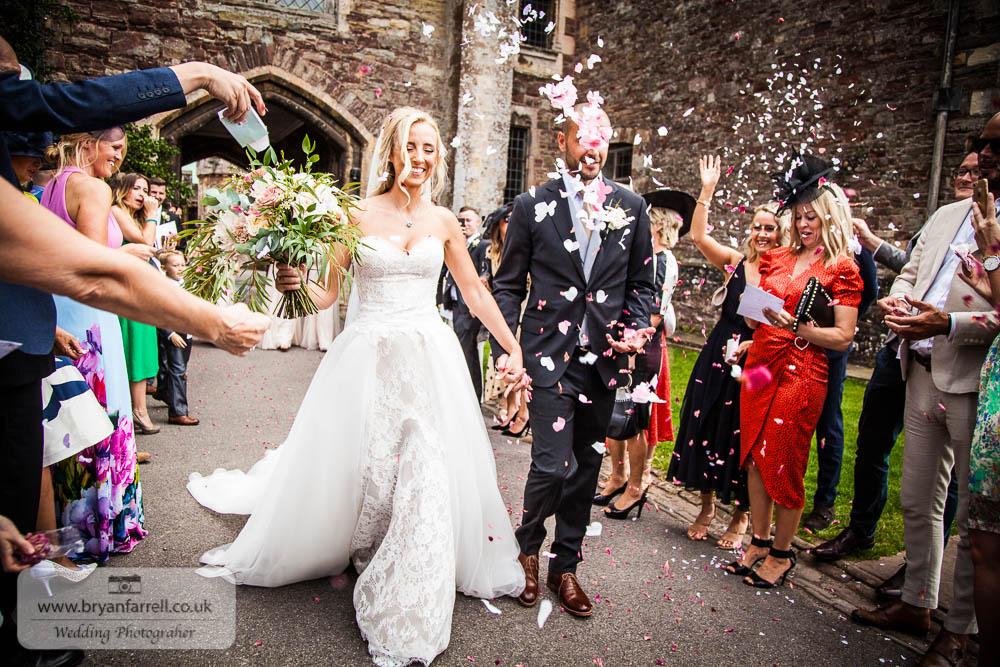 Berkley Castle wedding CA 90