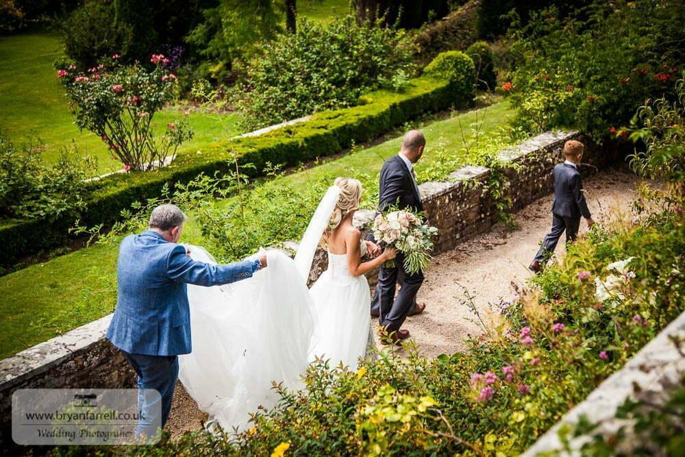 Berkley Castle wedding CA 97