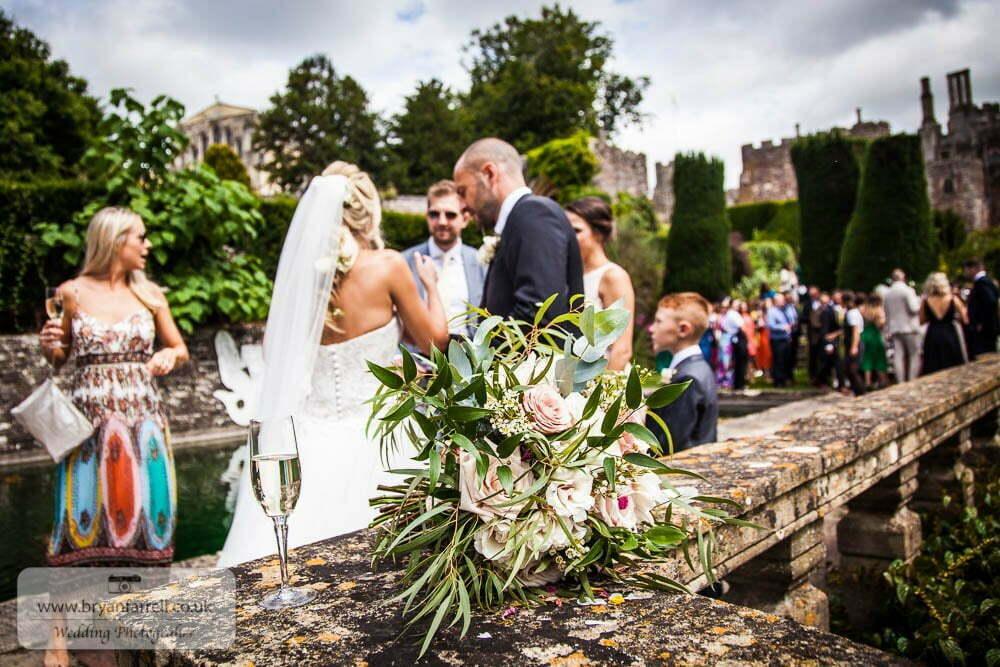 Berkley Castle wedding CA 99