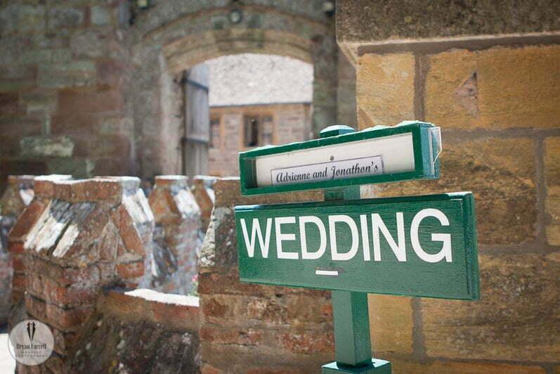 Birtsmorton Court wedding photographer AJ1