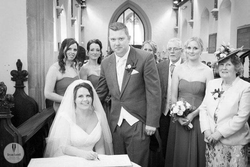 Birtsmorton Court wedding photographer AJ17