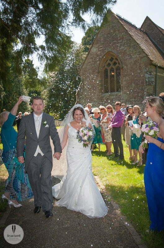 Birtsmorton Court wedding photographer AJ18