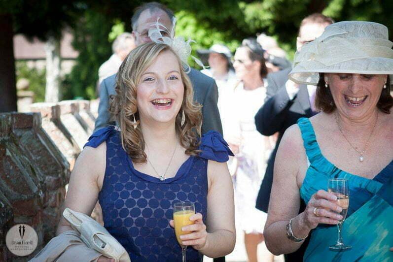 Birtsmorton Court wedding photographer AJ23
