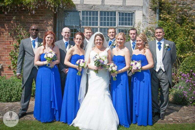 Birtsmorton Court wedding photographer AJ27