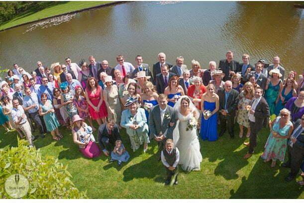 Birtsmorton Court wedding photographer AJ28