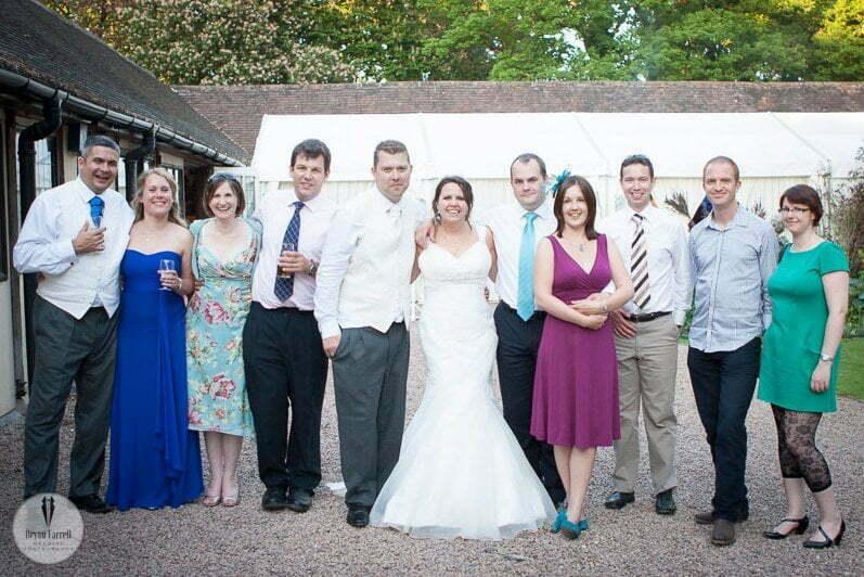 Birtsmorton Court wedding photographer AJ42