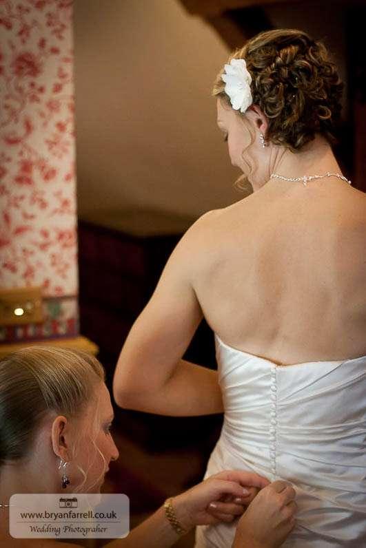 Castle Combe Wedding 1