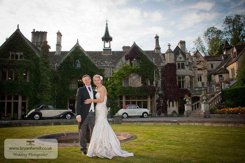 Castle Combe Wedding 107