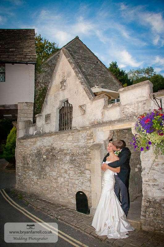 Castle Combe Wedding 109