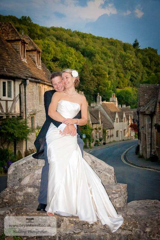 Castle Combe Wedding 110