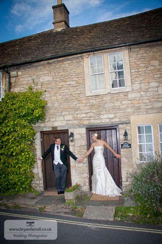 Castle Combe Wedding 113